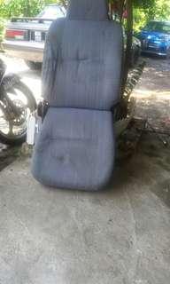 Seat kancil 1set