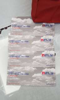 IFly Ticket (price per ticket)