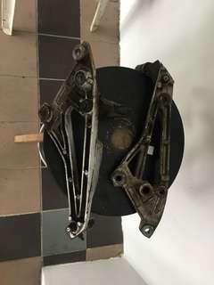Rxz Bosh footrest bracket