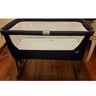 Zibos Ala Bedside Crib