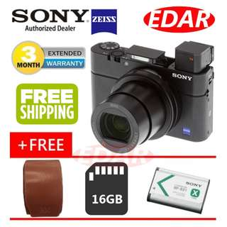 SONY RX100 MARK3 / RX100 MARKIII  ««ORIGINAL & OFFICIAL SONY»»