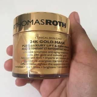 NEW! Peter Thomas Roth 24k Gold Mask