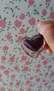 指甲油(閃粉紫色)