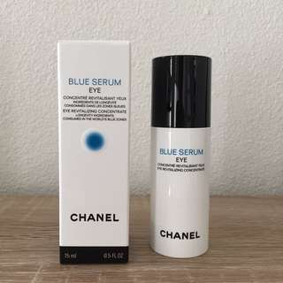 NEW! Chanel Blue Serum Eye