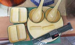 11 piece tableware