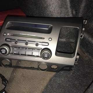 FD OEM audio player
