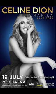 Celine Dion VIP - rush