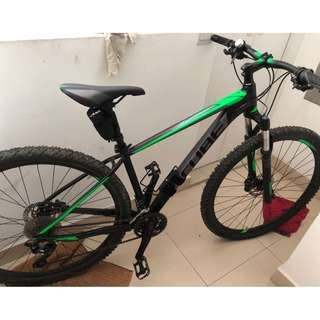 "Mountain Bike - Cube Attention 29"" Hardtail 2016 (includes accessories!!)"
