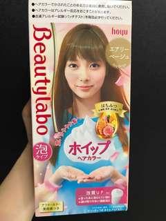 Japan BeautyLabo Hair Color Hair dye