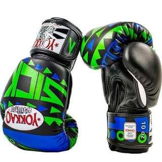 Limited Edition Original Yokkao muaythai Glove (10oz)