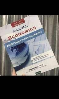 H2 Econs model essays