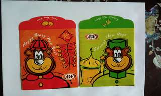 A&W Red Packet
