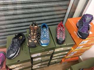 Keen brand shoes