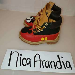 Authentic Timberland size 5