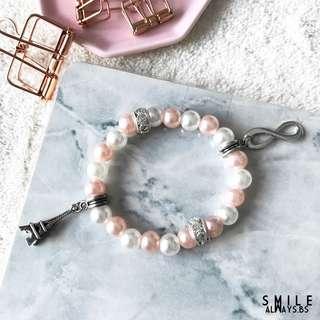 Classical Pandora Inspired Beads Bracelet
