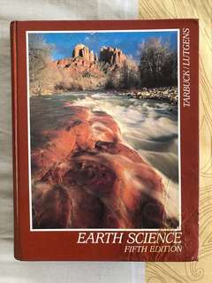 Earth Science by Tarbuck and Lutgens