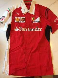 Ferrari F1 shirt