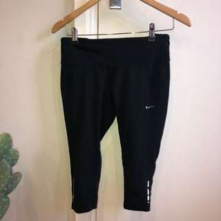 Nike 3/4 exercise tights
