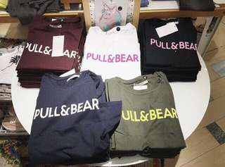 Pull&Bear Cotton 24s