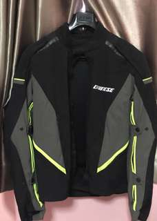 Dainese rainsun jacket