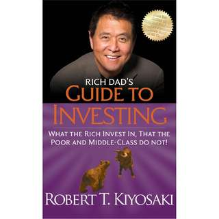 Rich Dad's Guide to Investing (E-book)