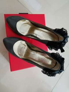 high heel / shoes / 鞋 / lace /made in japan