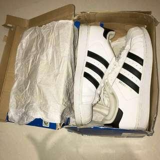 Adidas Superstar White & Black