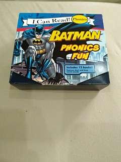 I Can Read Batman