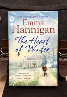 #Novel《Bran-New + Family Drama Fiction》Emma Hannigan - THE HEART OF WINTER