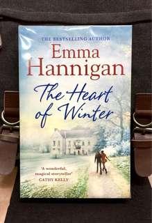 #Novel《Bran-New + Family Drama Fiction》Emma Hannigan - THE HEART OF WINTER