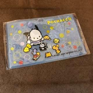 Pochacco八達通卡套 PC狗絕版Sanrio2001
