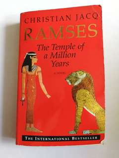 Ramses - The Temple of a Million Years