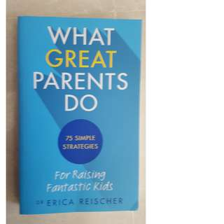 Parenting books - Unlocking your childs genius & What great parents do