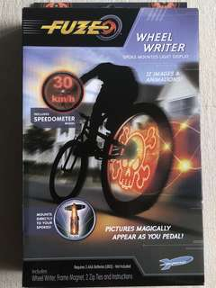 Bike Wheel Writer
