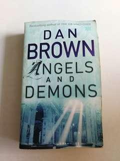 Angles and Demons - Dan Brown