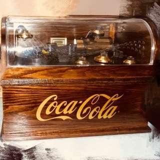 限量版可口可樂古典CD及收音機