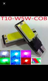T10 COB pole light led