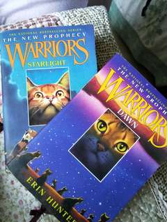 The New Prophecy Warriors 3&4
