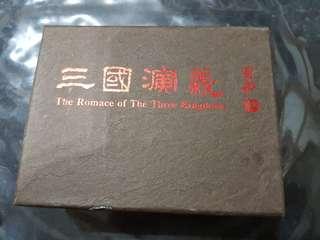 🚚 (紙卡) - 三國演義 - 撲克典藏