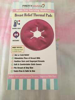 Pretty mums breast relief thermal pads