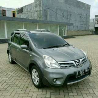NISSAN X-GEAR 2009 AT