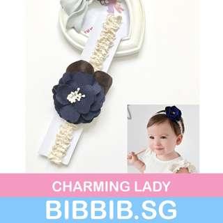 Baby Headbands - Charming Lady