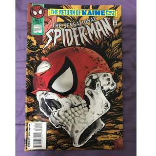 SENSATIONAL SPIDER-MAN #2 (MARVEL COMICS)