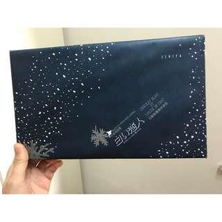 日本北海道白之戀人白朱古力餅18塊   -----2018-9