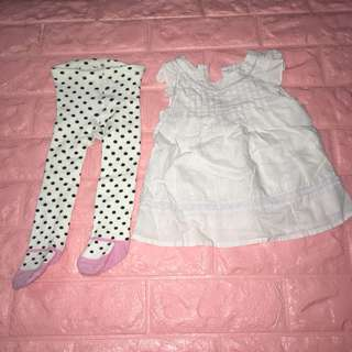 BABY GAP GIRL SET