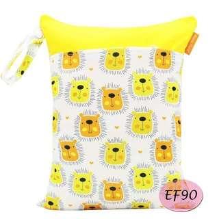 ✅Ready Stock- baby kids wet bag diaper bag laundry bag