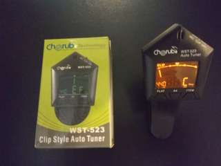 Guitar Tuner.with new battery(With postage,SM)