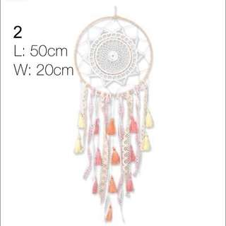 Dream catchers for Telethon