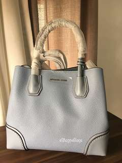 Michael Kors Center Zip Satchel