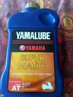Oli mesin YAMALUBE MATIC 1 LITER